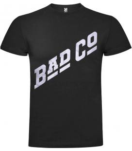 Bad Company Bad Co Camiseta Manga Corta