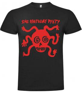 The Biryhday Party Logo Camiseta Manga Corta