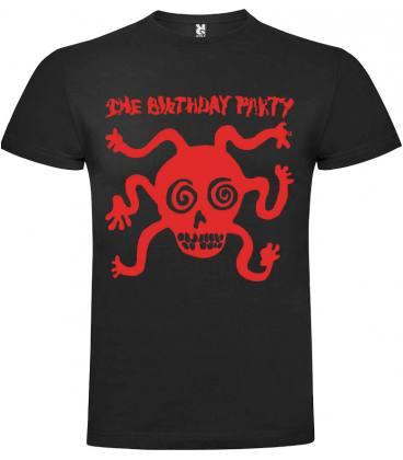The Biryhday Party Logo Camiseta Manga Corta