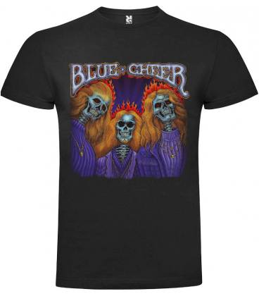Blue Cheer What Doesn't Kill You Camiseta Manga Corta