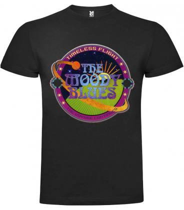The Moody Blues Timeless Flight Camiseta Manga Corta
