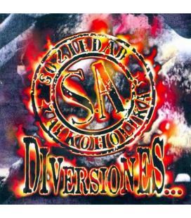 Diversiones (1 CD)