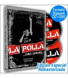 Vamos Entrando (Ed. Especial Remasterizada 1 CD+1 DVD)