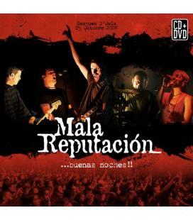 Buenas Noches (1 CD+1 DVD)