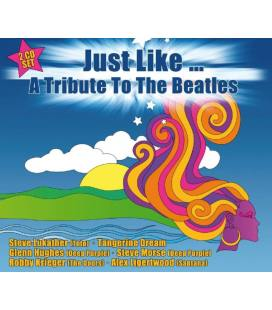 Just Like A Tribute T0 The Beatles (2 CD)