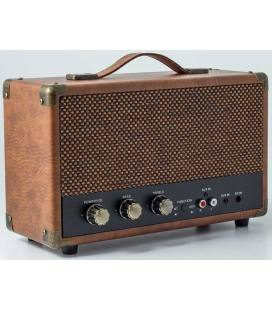 Altavoces - GPO Westwood Speaker Vintage Brown