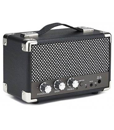 Altavoces - GPO Mini Westwood Speaker Jet Black