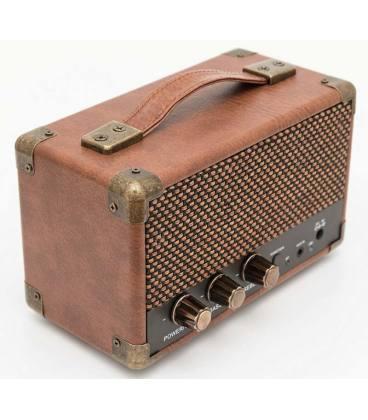 Altavoces - GPO Mini Westwood Speaker Vintage Brown
