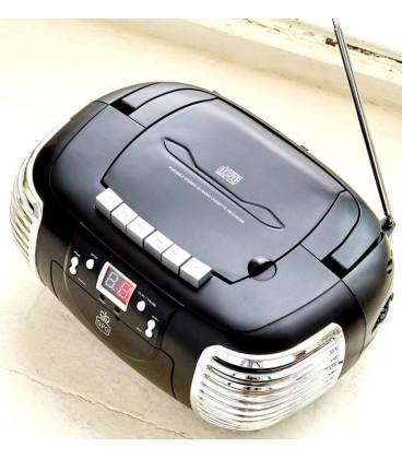 CD/Cassette - PCD 299 Black