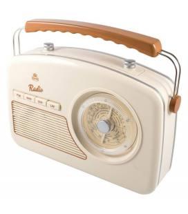 Radio - GPO Rydell Nostalgic Radio 4 Band Cream