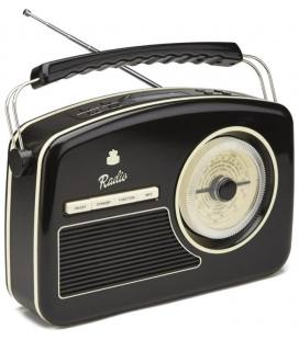 Radio - GPO Rydell Nostalgic Dab Radio Black