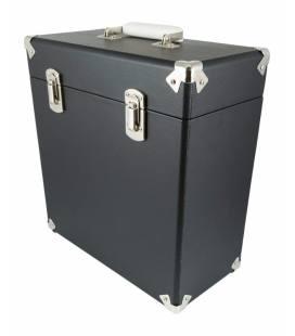 Caja Vinilos - GPO Vinyl Case Black