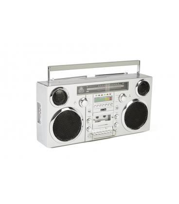 Cassette - GPO Brooklyn Silver/Chrome