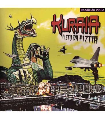 "Piztu Da Piztia (1 LP 12"" Gatefold)"