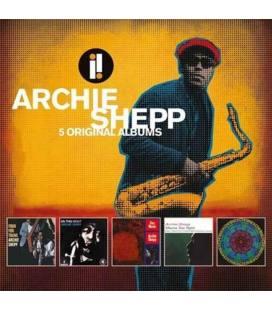 5 Original Albums - Box Set (5 CD)