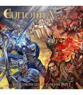 The Chronicles Of Eunomia Part 1 (1 CD)