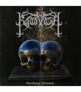 Sacrilegious Testament (1 CD)