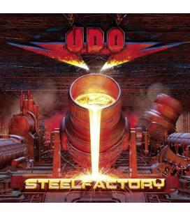 Steelfactory (1 CD Digipack)