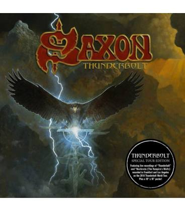 Thunderbolt - Special Tour Edition (1 CD)
