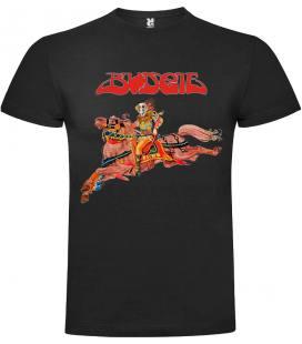 Budgie Camiseta Manga Corta