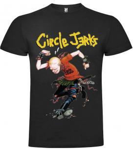 Circle Jerks Skank Man Camiseta Manga Corta