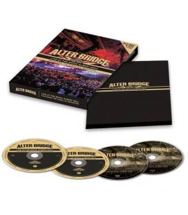 Live From The Royal Albert Hall Fest.The Parallax Orchestra (DIGIPACK 1 DVD+2 CD+1 BLU RAY)