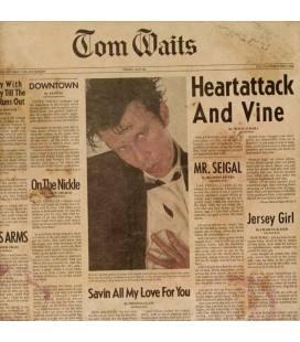 Heartattack And Vine - Remastered - Indies (1 LP BLUE)