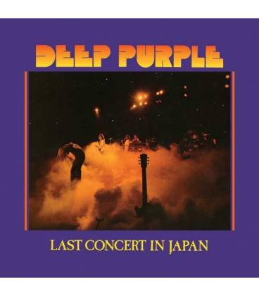 Last Concert In Japan (1 LP Púrpura)