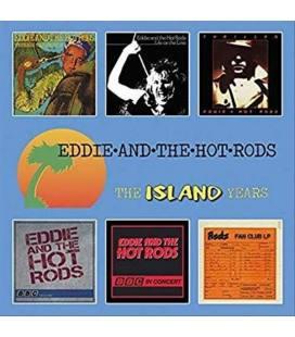 The Island Years (Box Set: 6 CD)