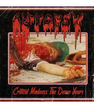Critical Madness: The Demo Years (1 CD)