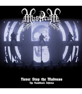 Never Stop The Madness: The Roadburn Inferno (1 CD+1 DVD)