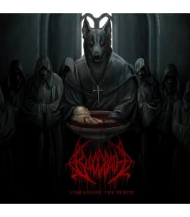 Unblessing The Purity (1 LP EP BLACK)