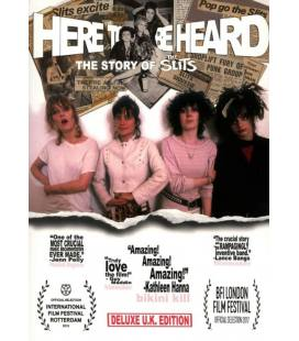 Here To Be Heard - The Story Of The Slits (1 DVD)