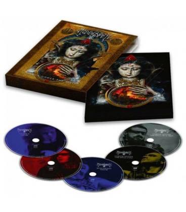 Lisboa Under The Spell (3 CD+1 DVD+1 BLU RAY)