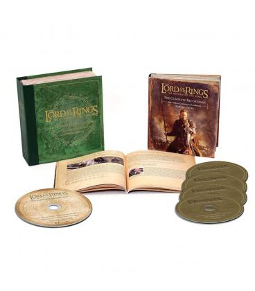 The Lord Of The Rings: The Return Of The King (4 CD+1 BLU RAY)