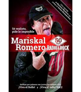 50 Años De Radio Y Rock (Libro+2 CD)