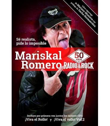 50 Años De Radio Y Rock (Libro+2 CD)