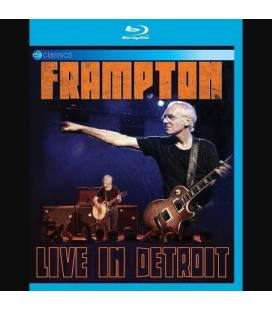 Live In Detroit (1 BLU-RAY)