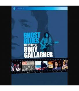Ghost Blues - The Story Of... (1 DVD)