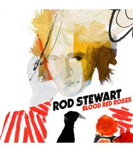 Blood Red Roses (1 CD)