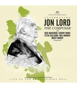 "Celebrating Jon Lord ""The Composer"" (2 LP+1 BLU RAY)"