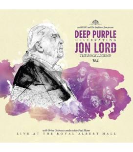 Deep Purple Celebrating Jon Lord (2 LP+1 BLU RAY)
