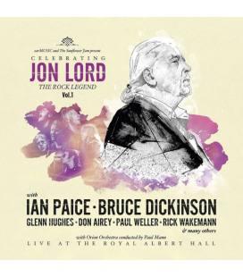 "Celebrating Jon Lord ""The Rock Legend Vol 1"" (1 LP)"