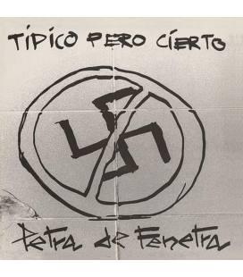 Típico Pero Cierto (1 LP)