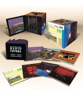 Radio Futura 1984-1992 (Cubo 7 CD)