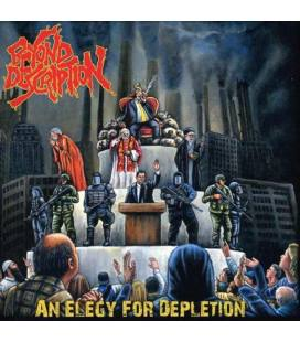 An Elegy for Depletion (1 CD)