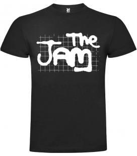 The Jam Logo Camiseta Manga Corta