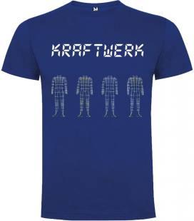Kraftwerk Robot Camiseta Manga Corta