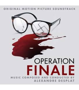 B.S.O. Operation Finale (1 CD)