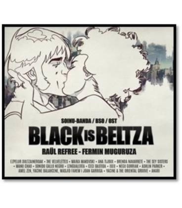 Black Is Beltza B.S.O. (1 CD)
